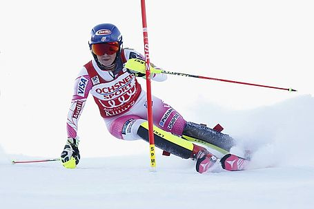 Mikaela Shiffrin at Killington, Vermont