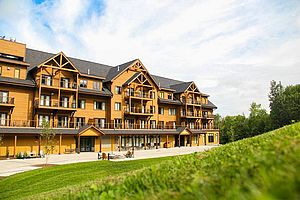 New ski-in-ski-out hotel at Burke Mountain, Vermont