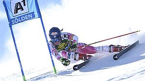 World Cup racing at Killington, Vermont