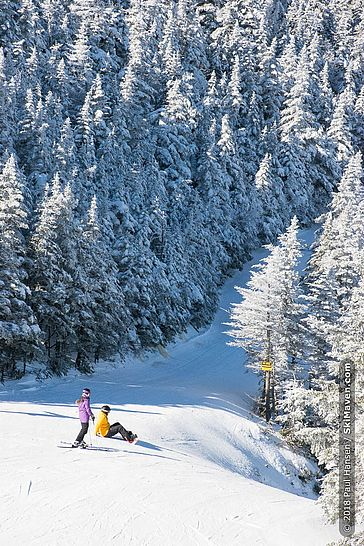 New York's premier ski resort, Whiteface Mountain boasts the highest vertical drop in the East at 3, feet and is ranked as the top ski resort in the Eastern US.