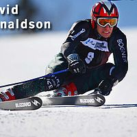 UVM super skier David Donaldson