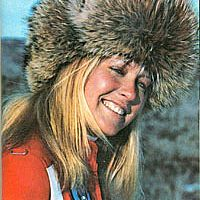 Suzy Chaffee, Vermont Ski Museum Hall of Fame