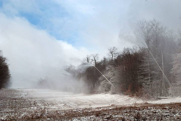 Okemo snowmaking
