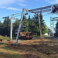 Magic Mountain, Vermont ski resort improvements