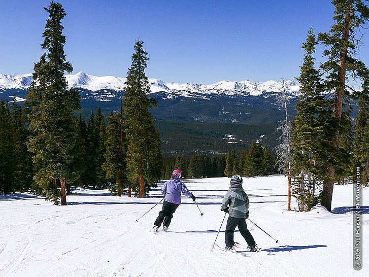 SkiMaven: Ski Cooper, Colorado: An old-school ski area high