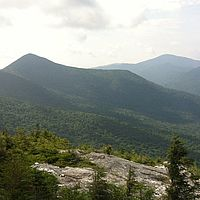 View from Mt. Mansfield hike