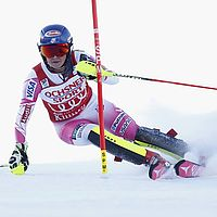 Mikaela Shiffrin at Killington, Vt., World Cup