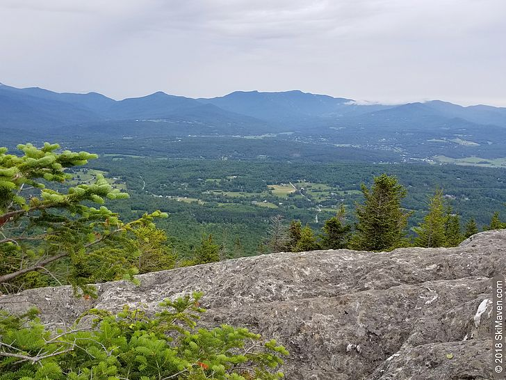 Hiking in Stowe, Vermont