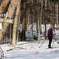 Stowe Resort Cross-Country skiing