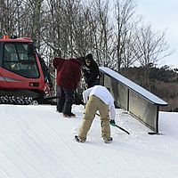 Mount Snow opens in Vermont